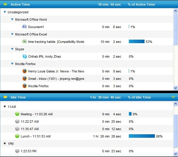 Chrometa 2: Time Tracking And Management Software