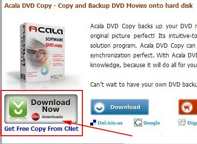 Acala DVD Copy Software Free Download With Registration Code