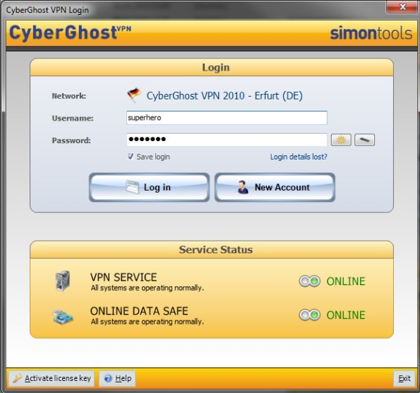 cyberghost free download
