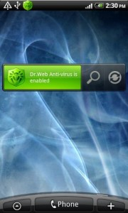 Download Dr.Web for Android Light: Free Mobile Antivirus App