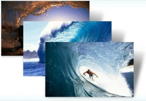Download Surfing Windows 7 Theme Pack