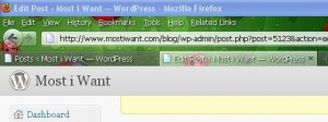 Move Tabs Back to the Bottom in Mozilla Firefox 4.0