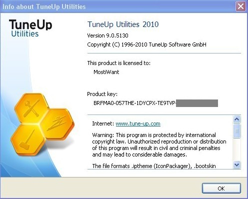 About TuneUp Utilities 2010