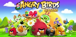Angry Birds Seasons Easter Eggs for iOS & Android