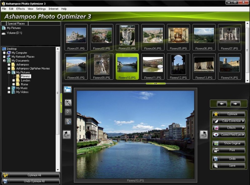 Ashampoo Photo Optimizer 3 Full Version Free Download