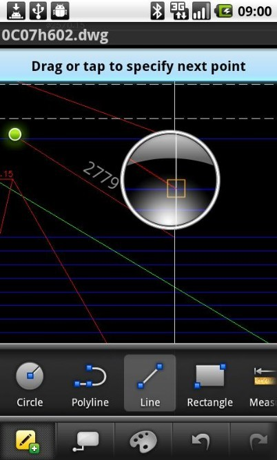 AutoCAD WS Mobile App for Android Free Download