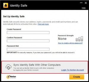 Norton Identity Safe 2.0 in the Cloud