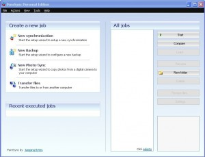 PureSync: a powerful and reliable free file synchronizer and backup tool