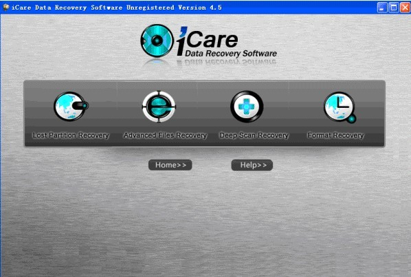 iCare Data Recovery Software 4.5