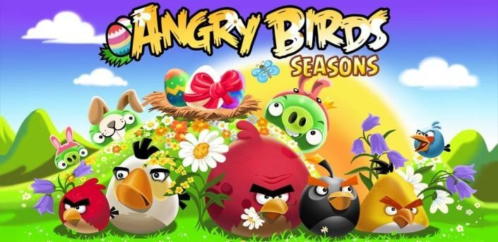 Angry Birds Seasons: Summer Pignic