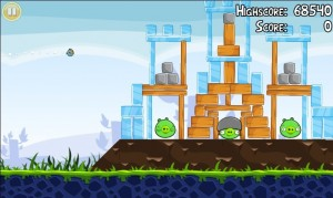 Angry Birds for Windows Phone 7 Free Download