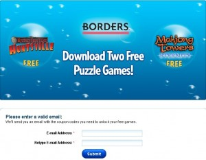 2 Full Version Puzzle Games from Big Fish For Free