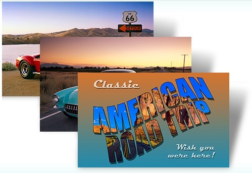 Classic American Road Trip Windows 7 Theme Pack