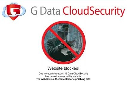 G Data Cloud Security – FREE Plugin to Block Malware and Phishing Websites