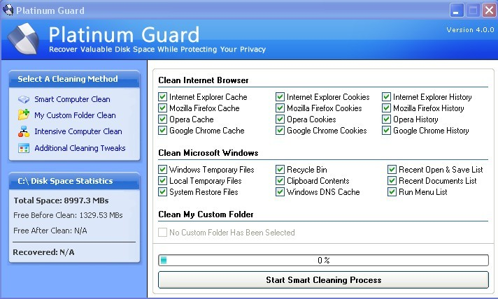 Reohix Platinum Guard 4.0