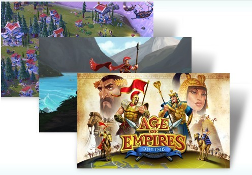 Age of Empires Online Windows 7 Theme Pack Free Download