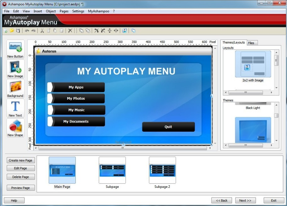 Autoplay Menu Designer 5.3 Serial Key