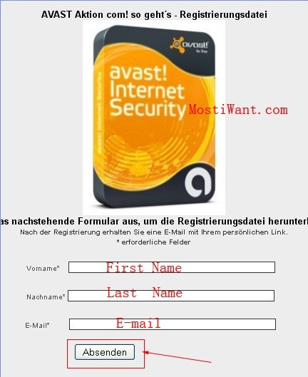 Avast Internet Security 2011 Giveaway