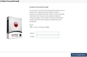 FortKnox Personal Firewall V7 Free Giveaway