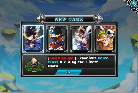 Zenonia 3 mobile role-playing game for android