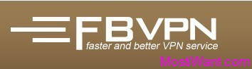 FBVPN Faster and Better VPN