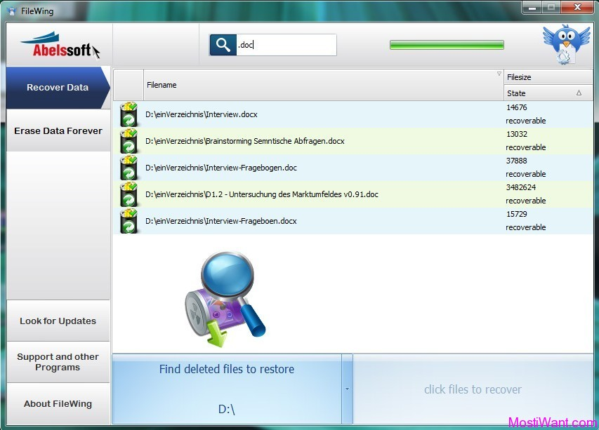 Abelssoft FileWing Pro