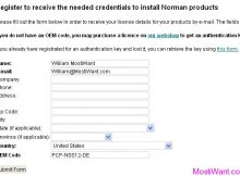 Norman Security Suite Free 1 Year Subscription Registration License Key