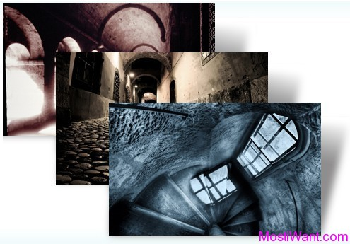 Cobblestones and Corridors Halloween Theme Pack for Windows 7 & Windows 8