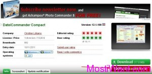 DateiCommander Compact Free 100% discount