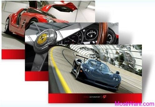 Download Forza Motorsport 4 Theme Pack for Windows 7 and  Windows 8