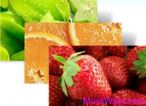 Fresh Fruit Theme Pack For Windows 7 And Windows 8