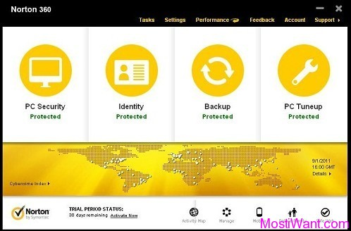 Norton 360 Version 6.0 Beta