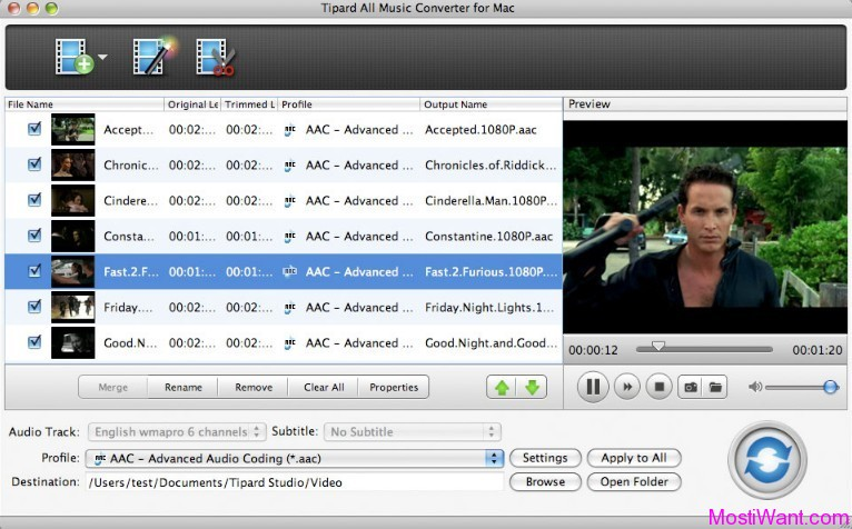 Tipard All Music Converter For Windows & Mac