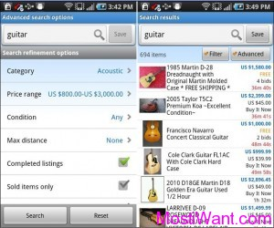 eBay India Mobile App for Android