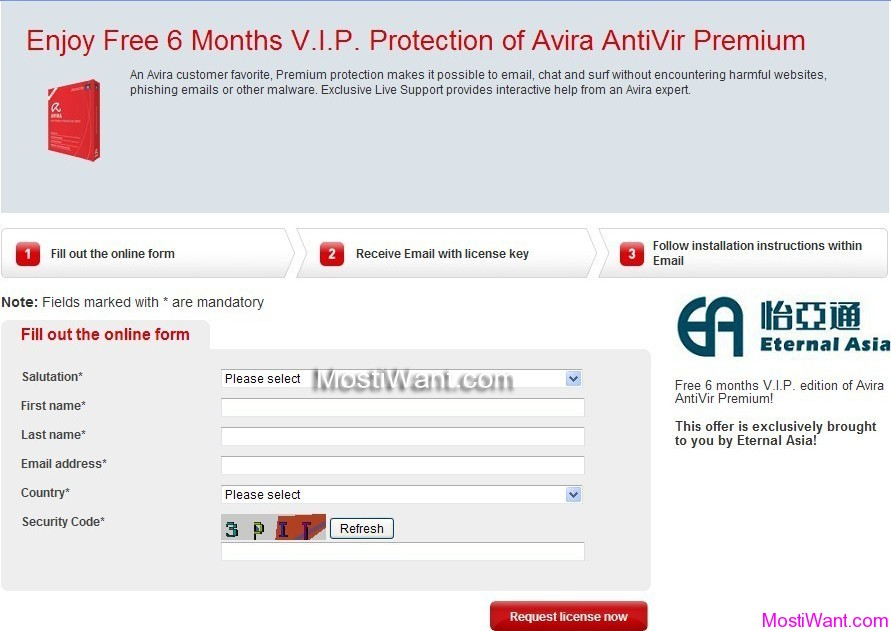 avira internet security 2012 activation code