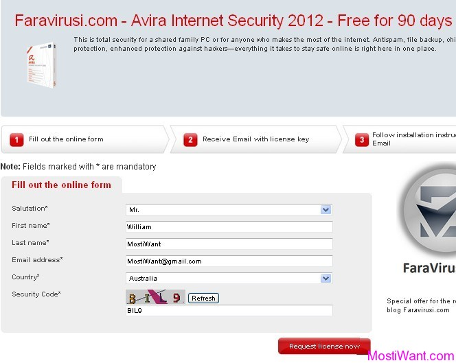 Avira Internet Security 2012 Free
