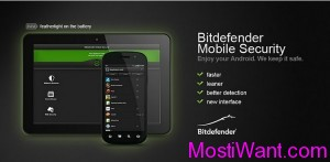 Bitdefender Mobile Security Free for Android