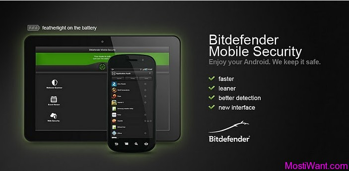 BitDefender Mobile Security & Antivirus Premium