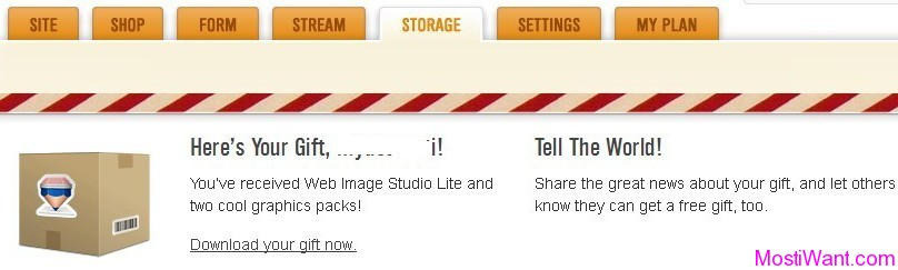 Coffeecup Web Image Studio Lite with 2 Graphics Packs free giveaway