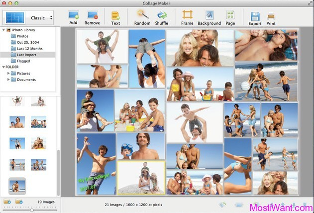 Collage Maker For Mac