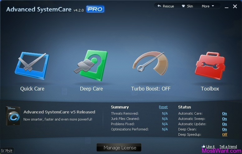 advanced systemcare 9.3 serial 2017