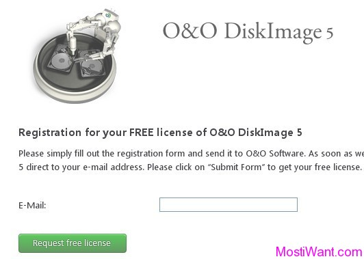 O&O DiskImage 5.6 Professional Free Serial Number