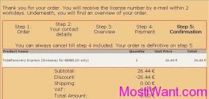 FarStone TotalRecovery 7 Express Free Serial Giveaway