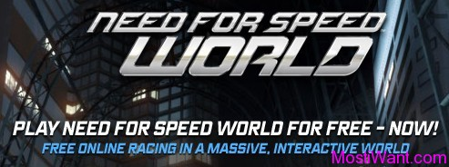 Need for Speed World  Free PC Game