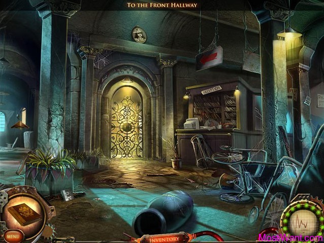 Nightfall Mysteries: Asylum Conspiracy Full Version Game
