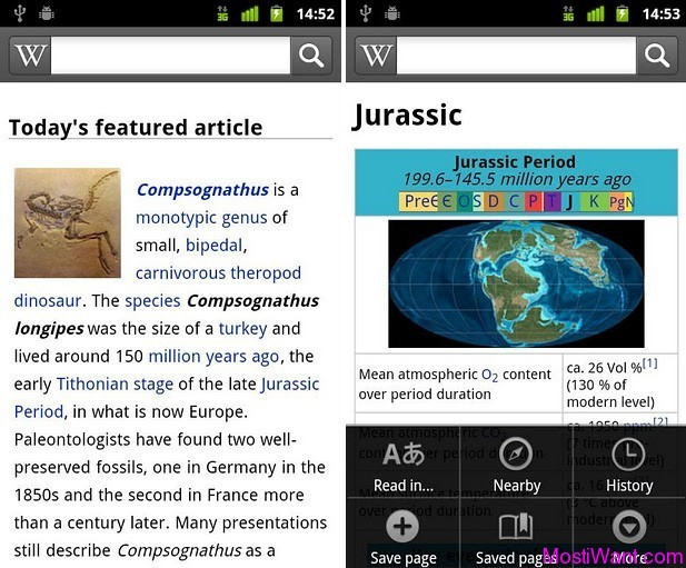 Official Wikipedia App for Android