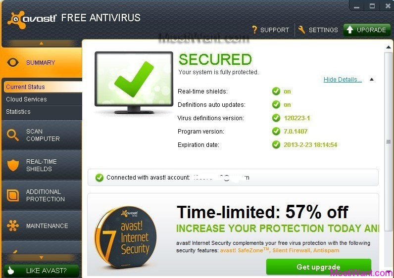 avast internet security 2015 license file free download