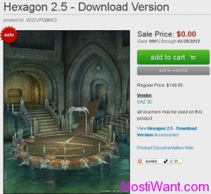 Hexagon 2.5 Free Download With Serial Number