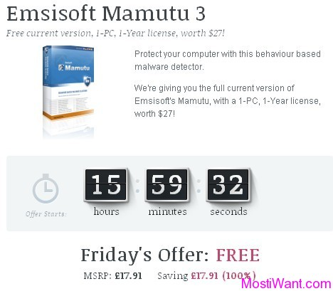 Emsisoft Mamutu 3.0 Free Download