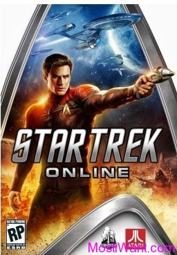 Star Trek Online Free to play MMORPG Game